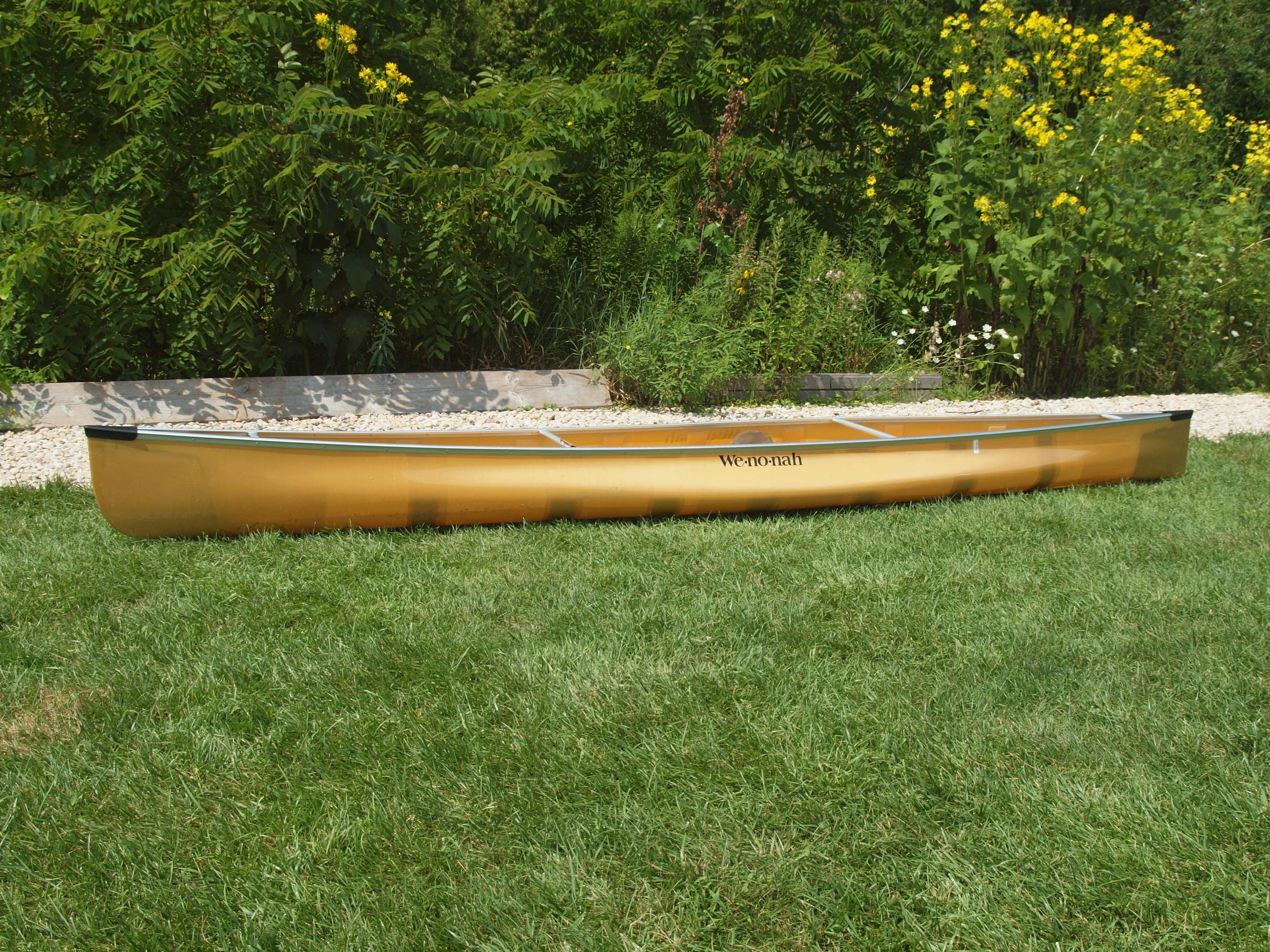 BWCA New canoe! Boundary Waters Group Forum: Canoe Forum