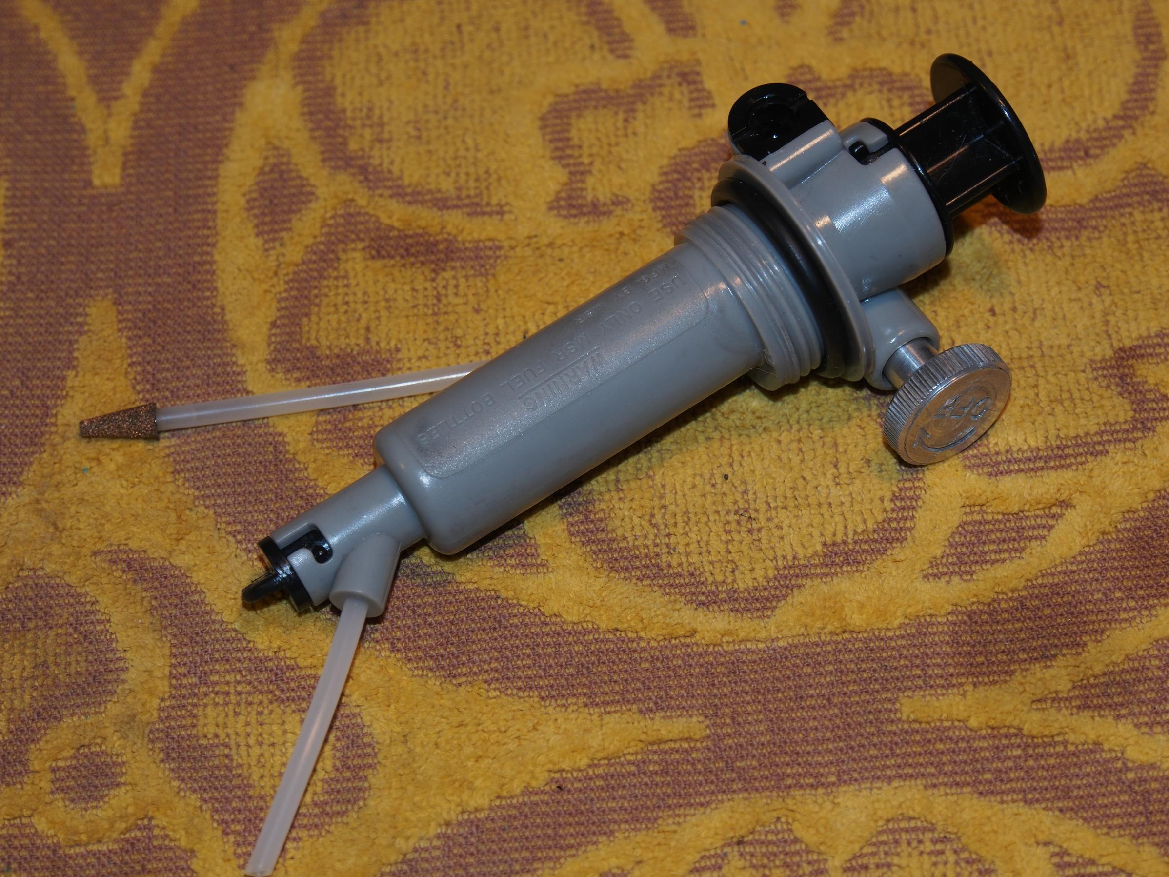 Bwca Msr Fuel Pumps Boundary Waters Gear Forum Pump How Works New Versio Regular With Whisperlite Simmerlite Firefly Xgk