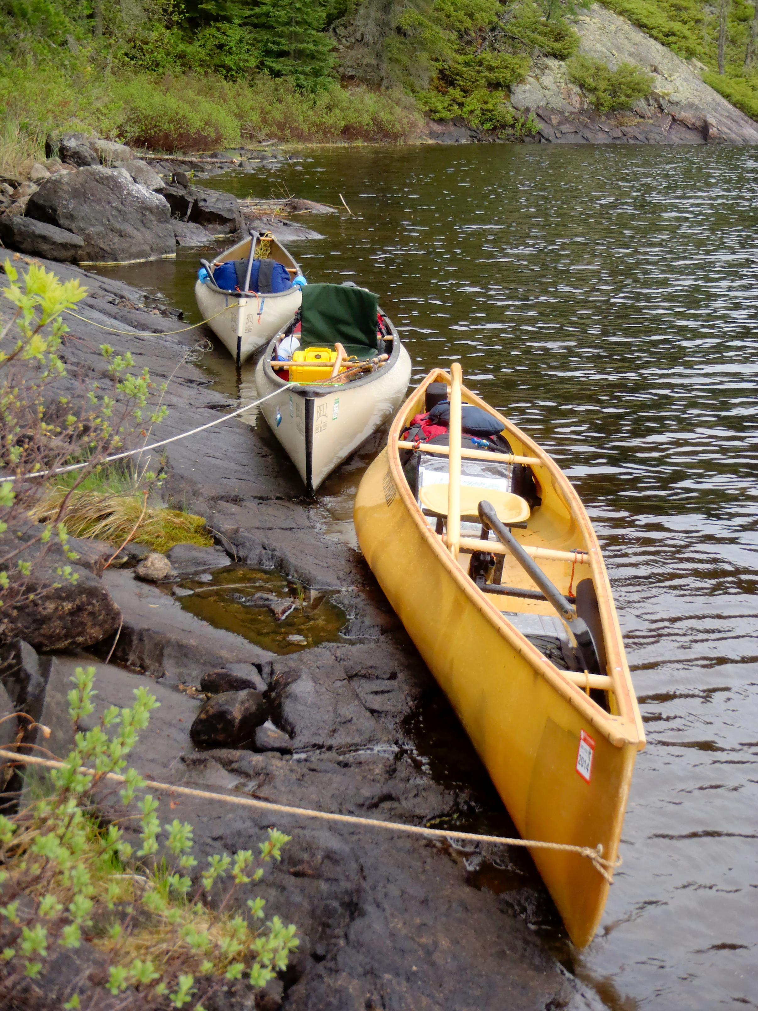 BWCA Canoe speed Boundary Waters Gear Forum