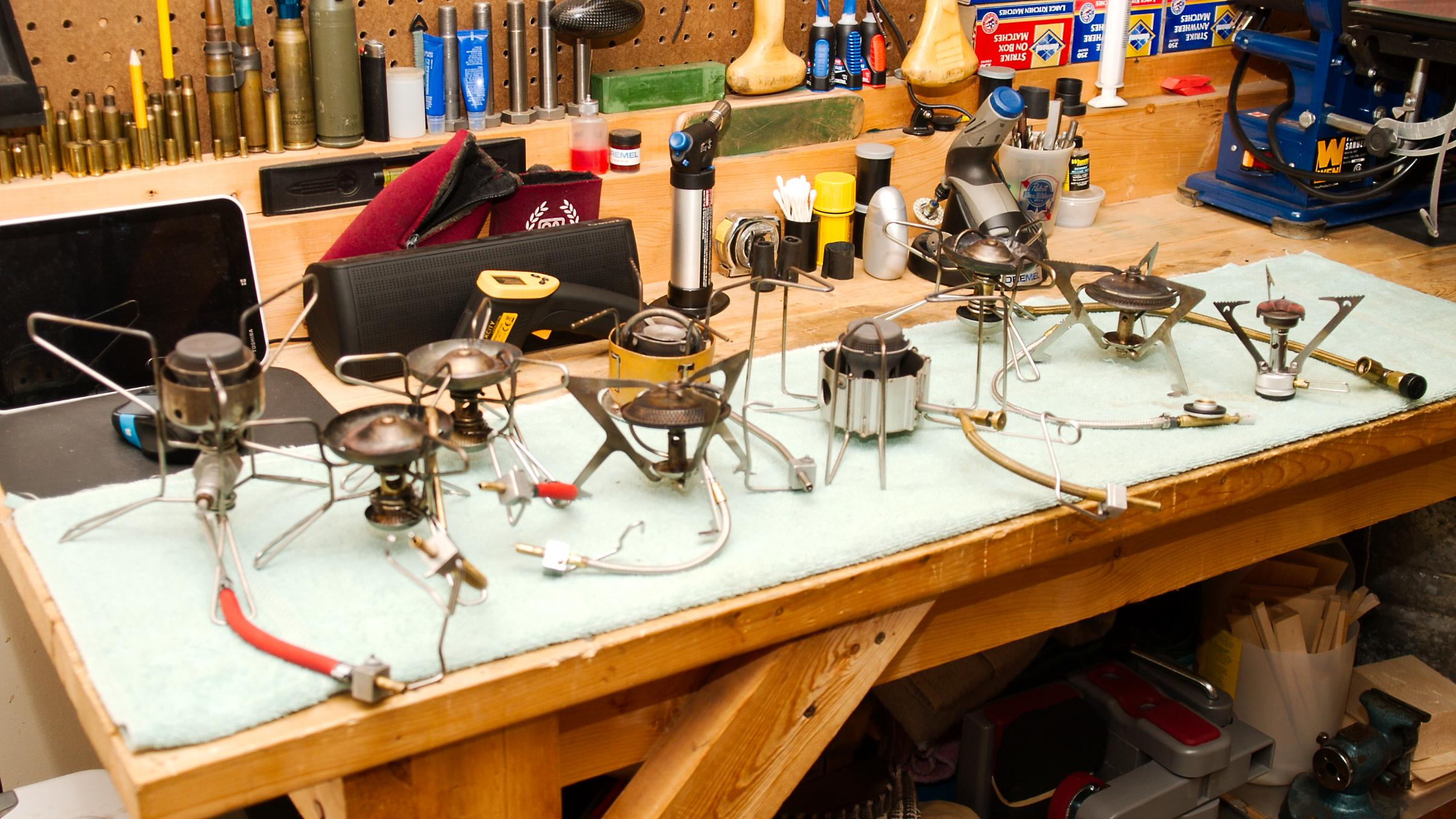 BWCA Camp Stoves Boundary Waters Gear Forum
