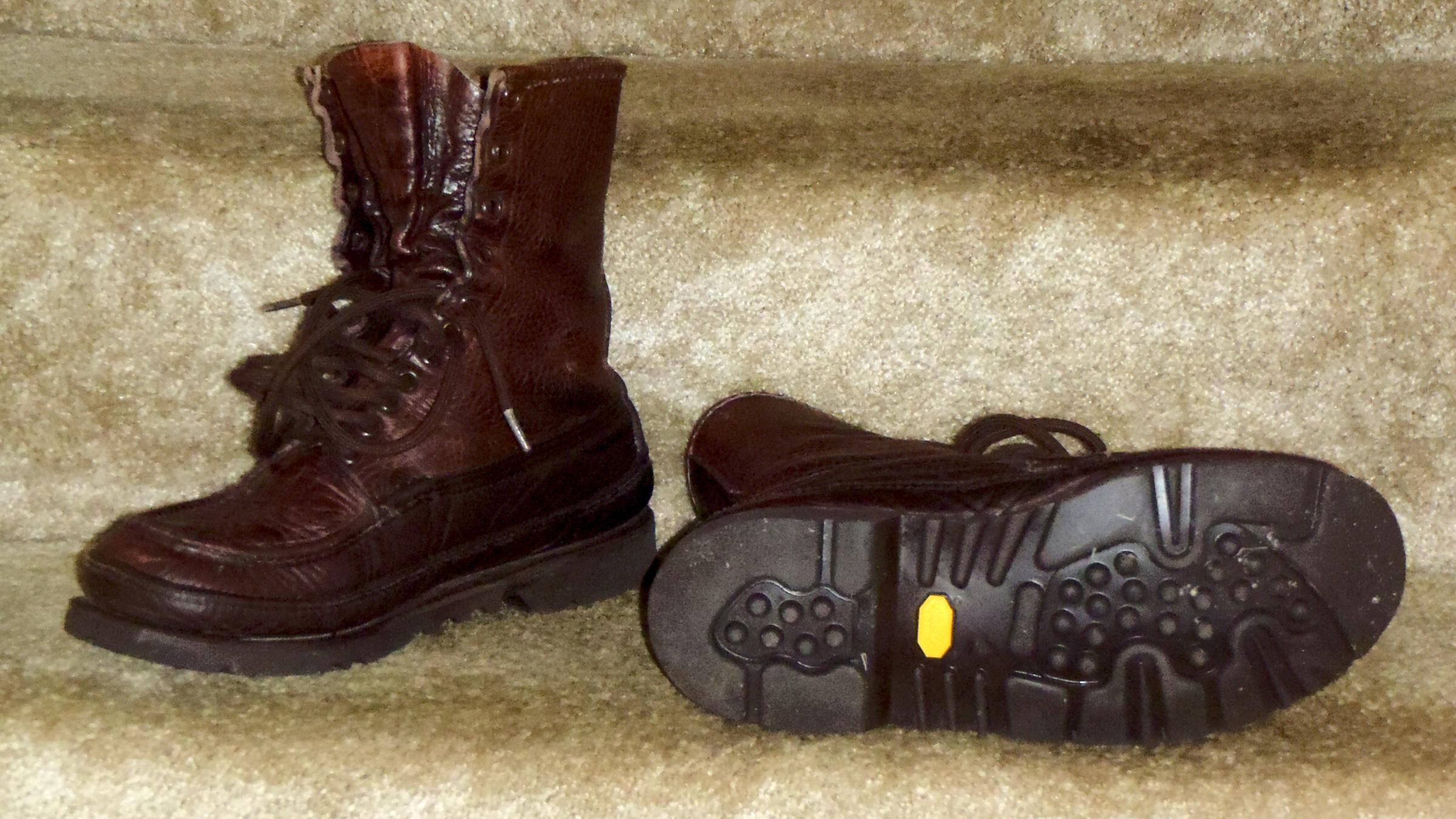 dd71ee6ea44 BWCA Leather hiking boots-your favorite Boundary Waters Gear Forum