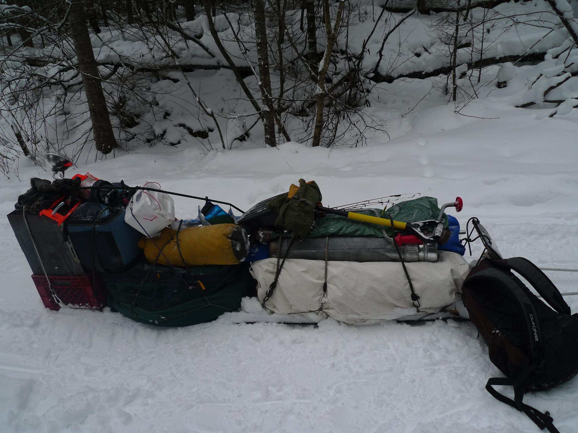 BWCA Sleds    Boundary Waters Winter Camping and Activities
