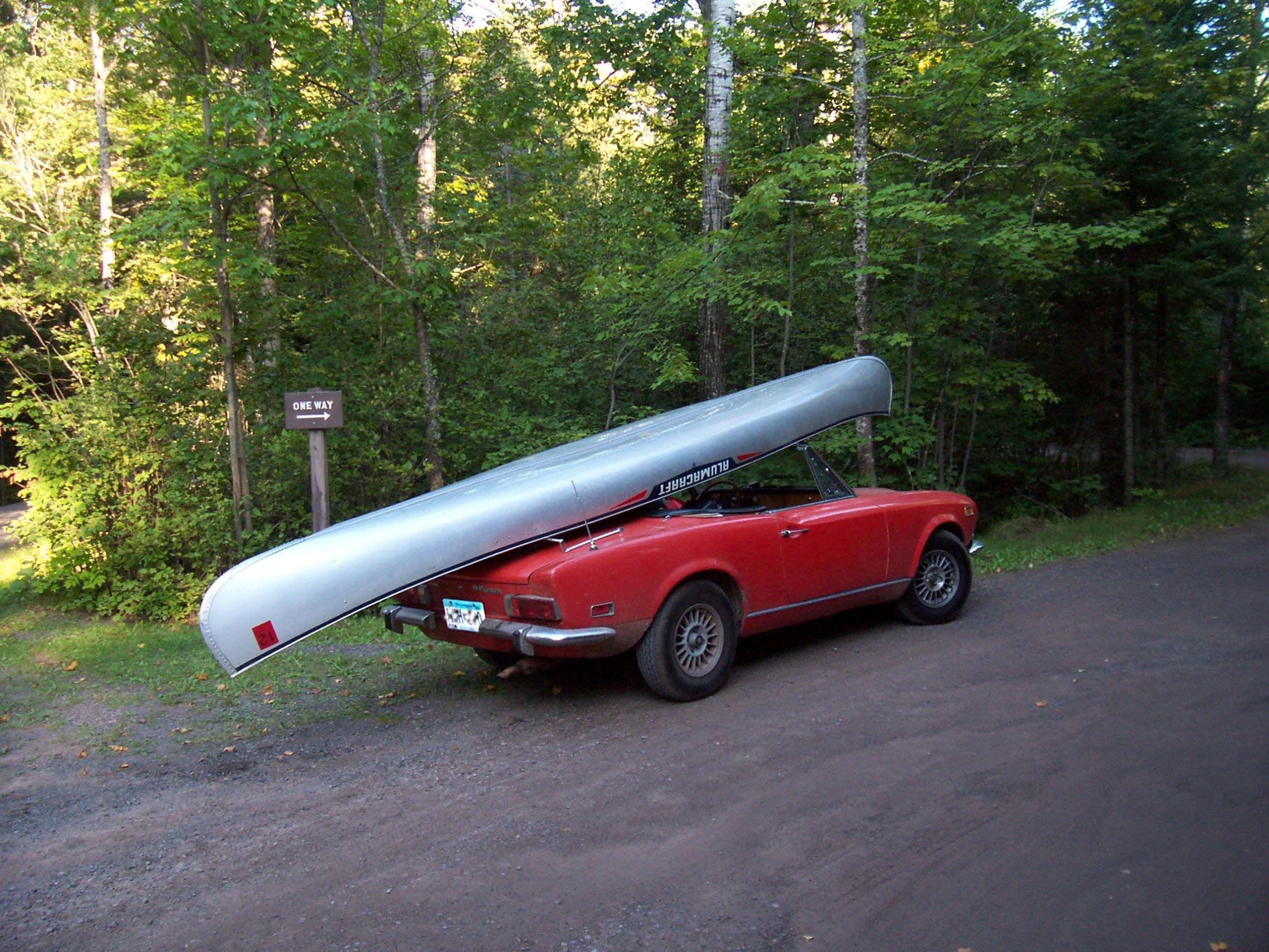 BWCA Aluminum Canoes Boundary Waters Gear Forum