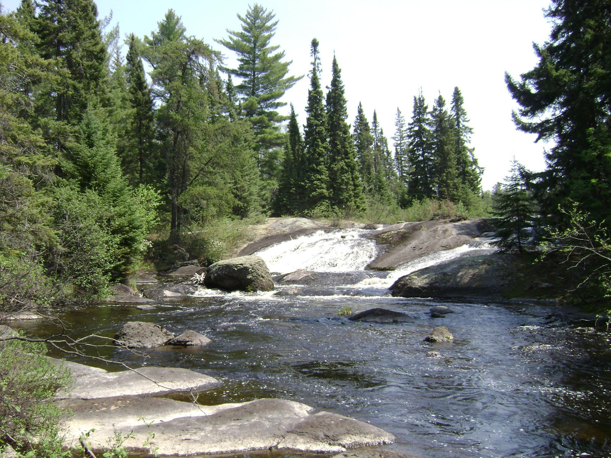 Short Cut Creek