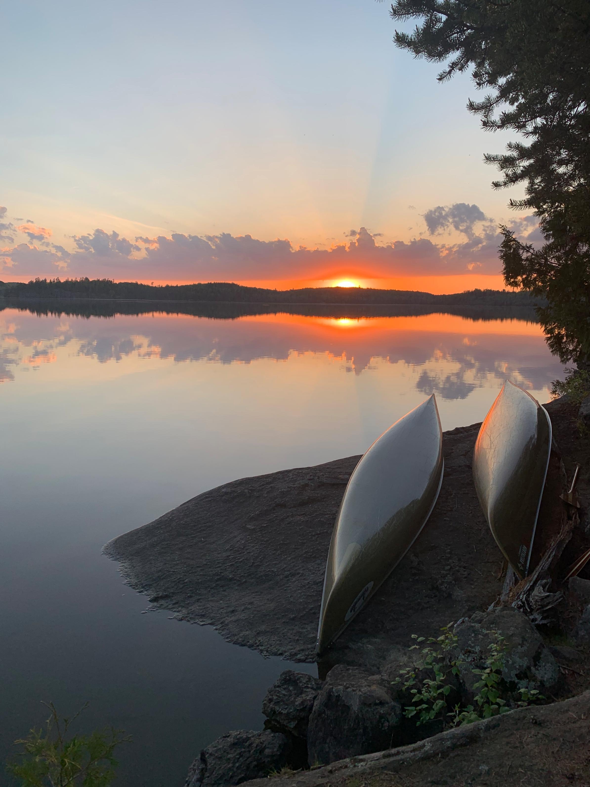 Gillis Sunset June '19