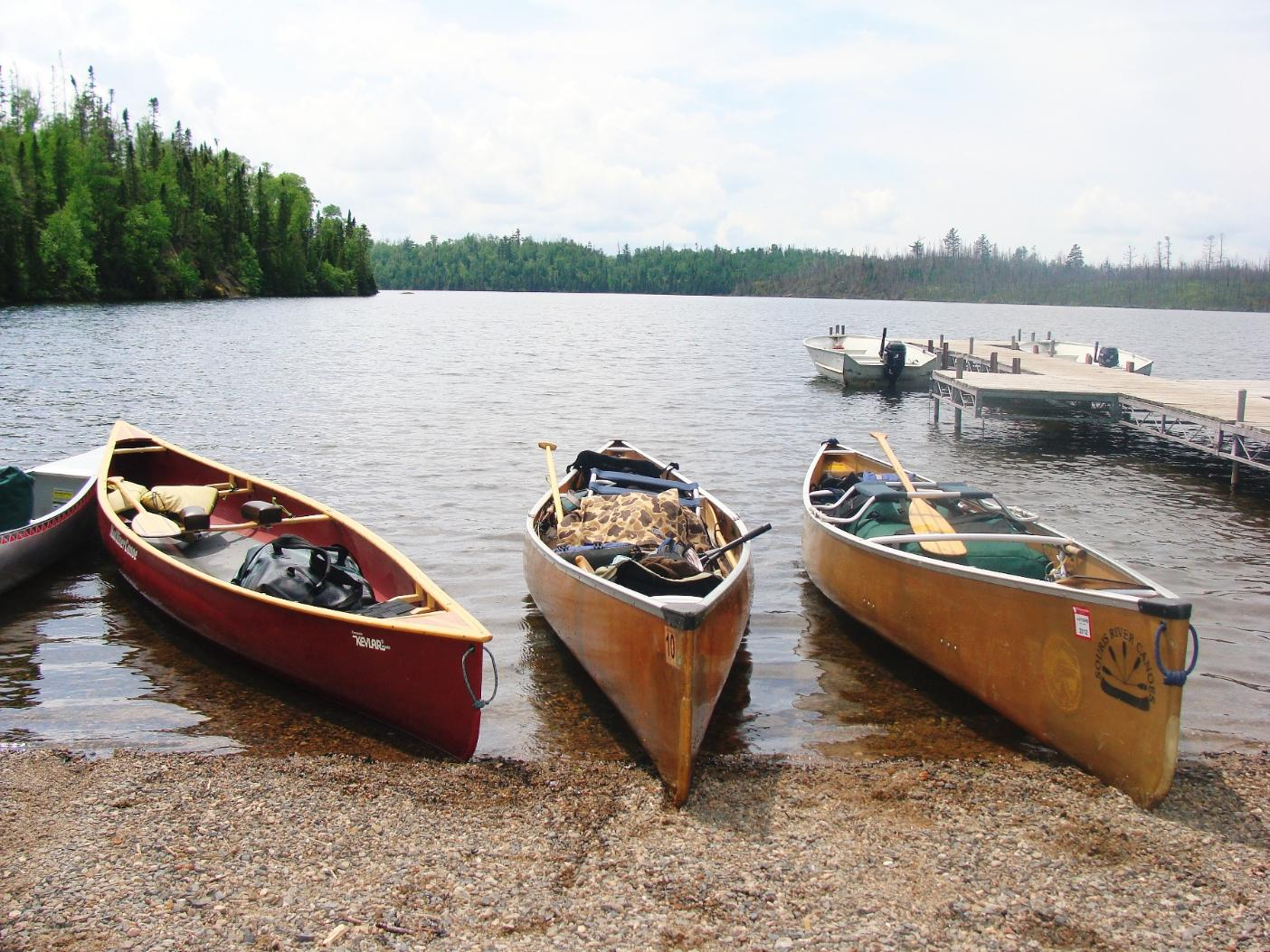 BWCA The canoes you have and the canoes you want: Boundary