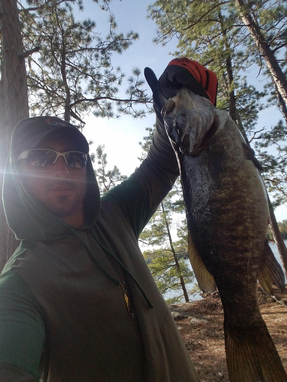 Silence lake bass