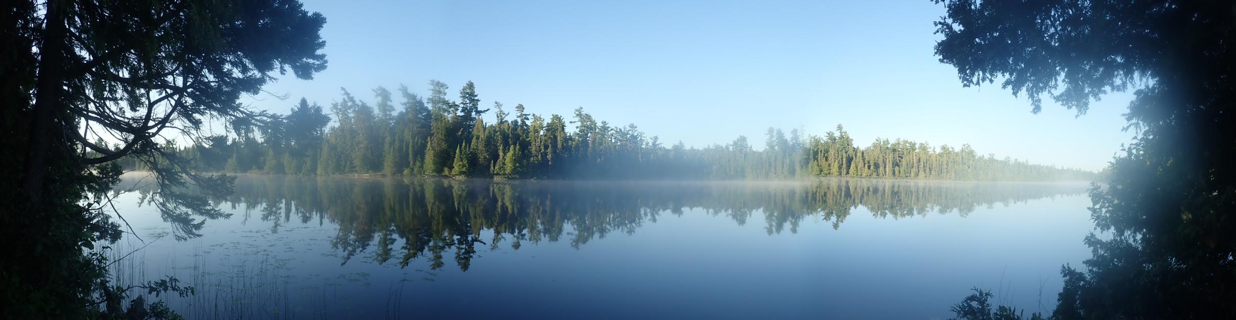 Horseshoe Lake Sunrise