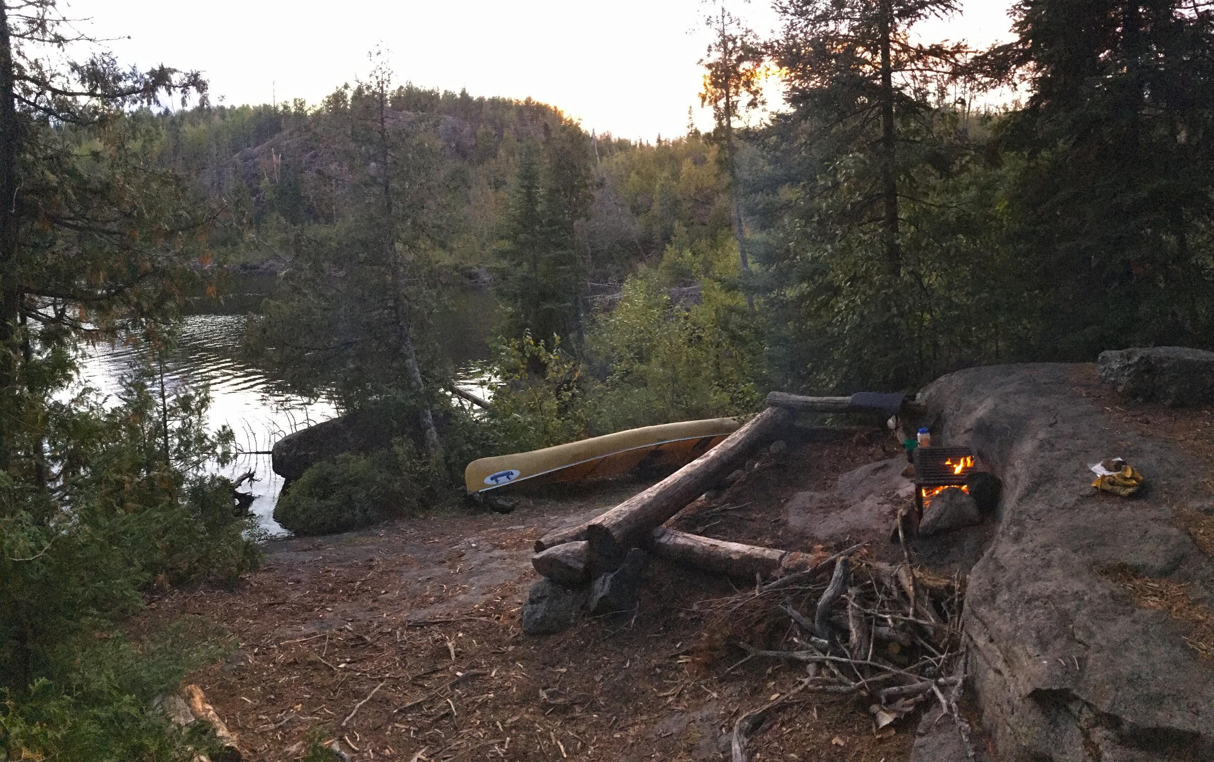 Gillis camp