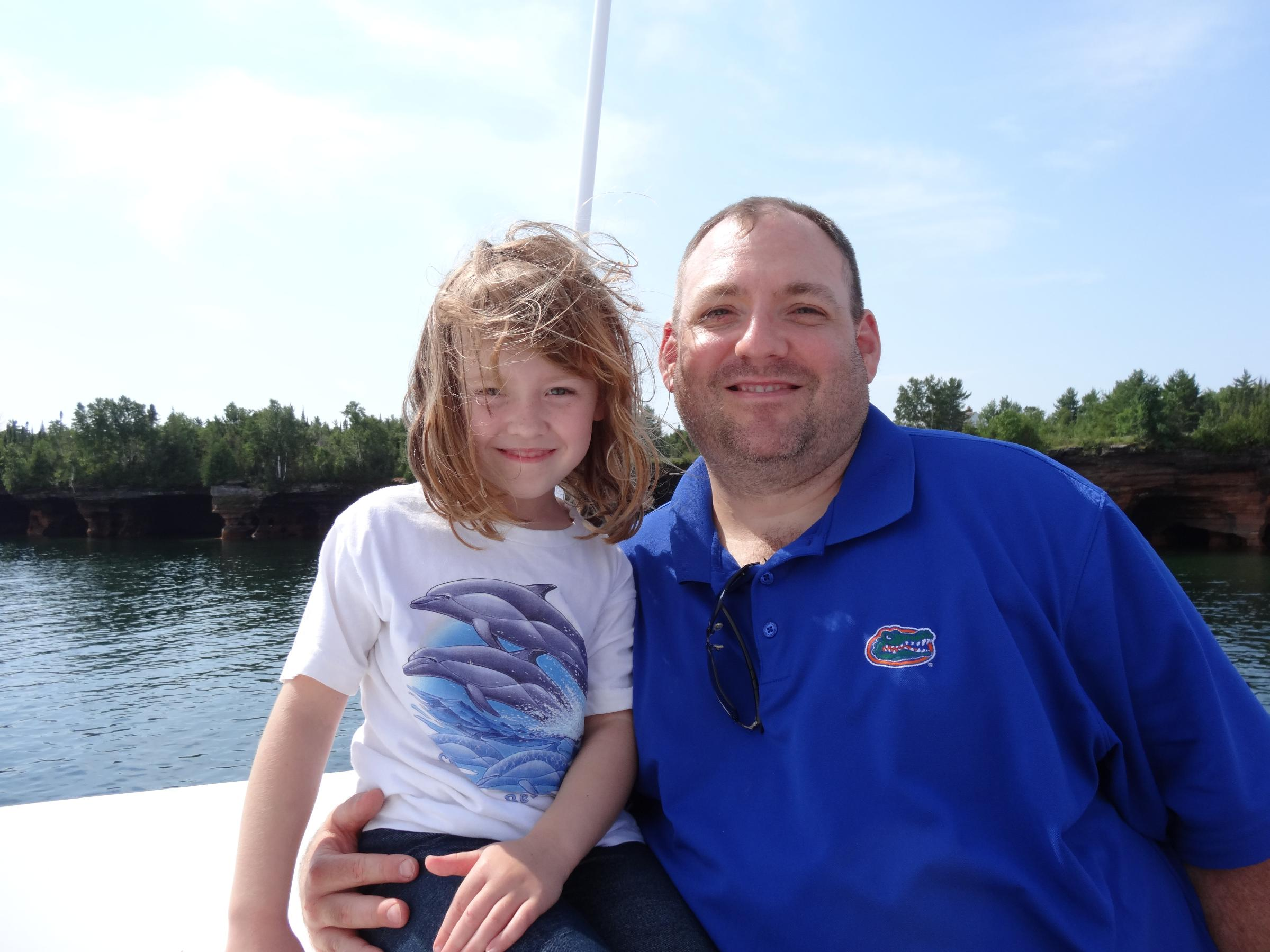 Apostle Islands boat tour