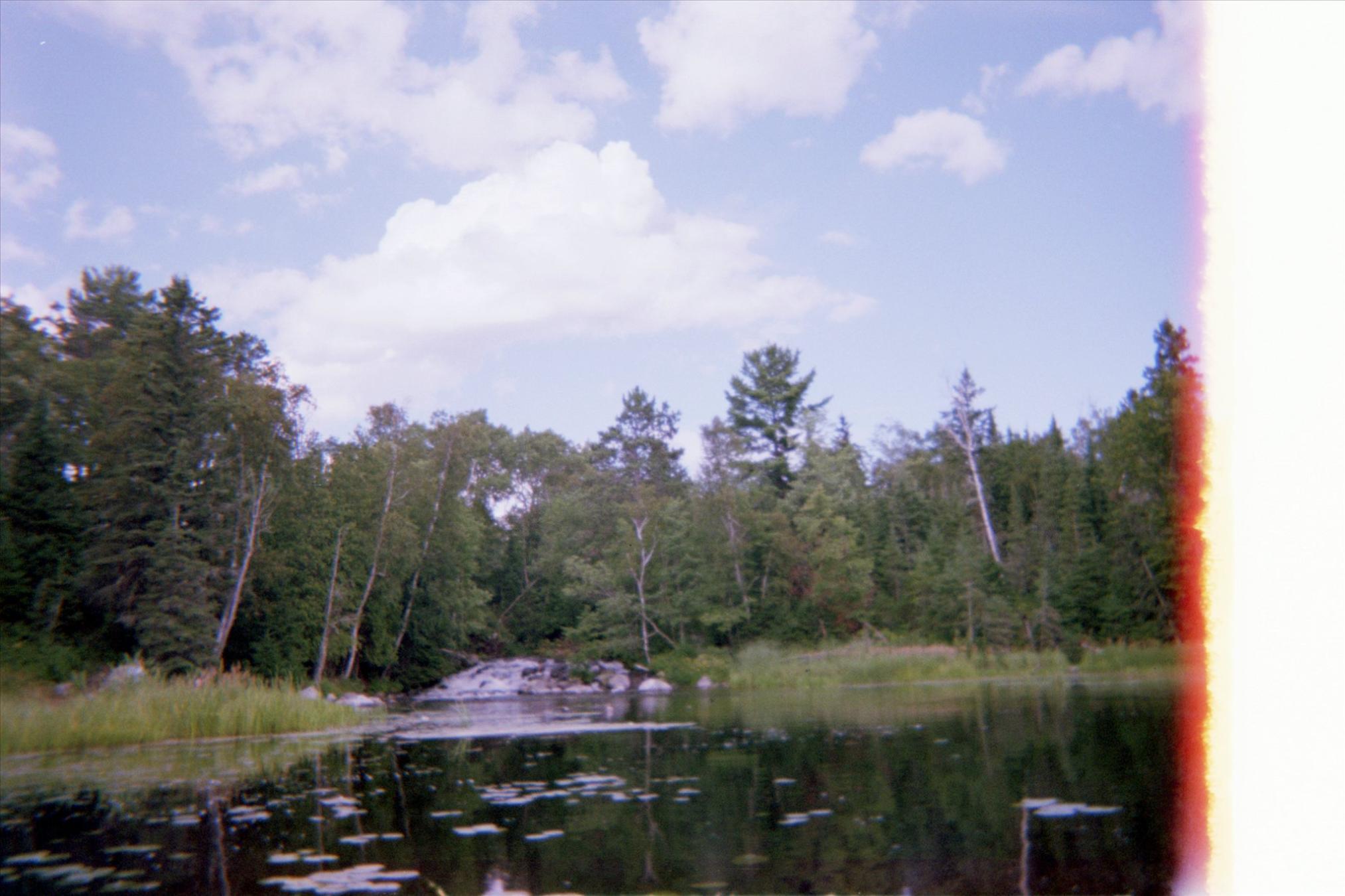 Trout>Pine portage