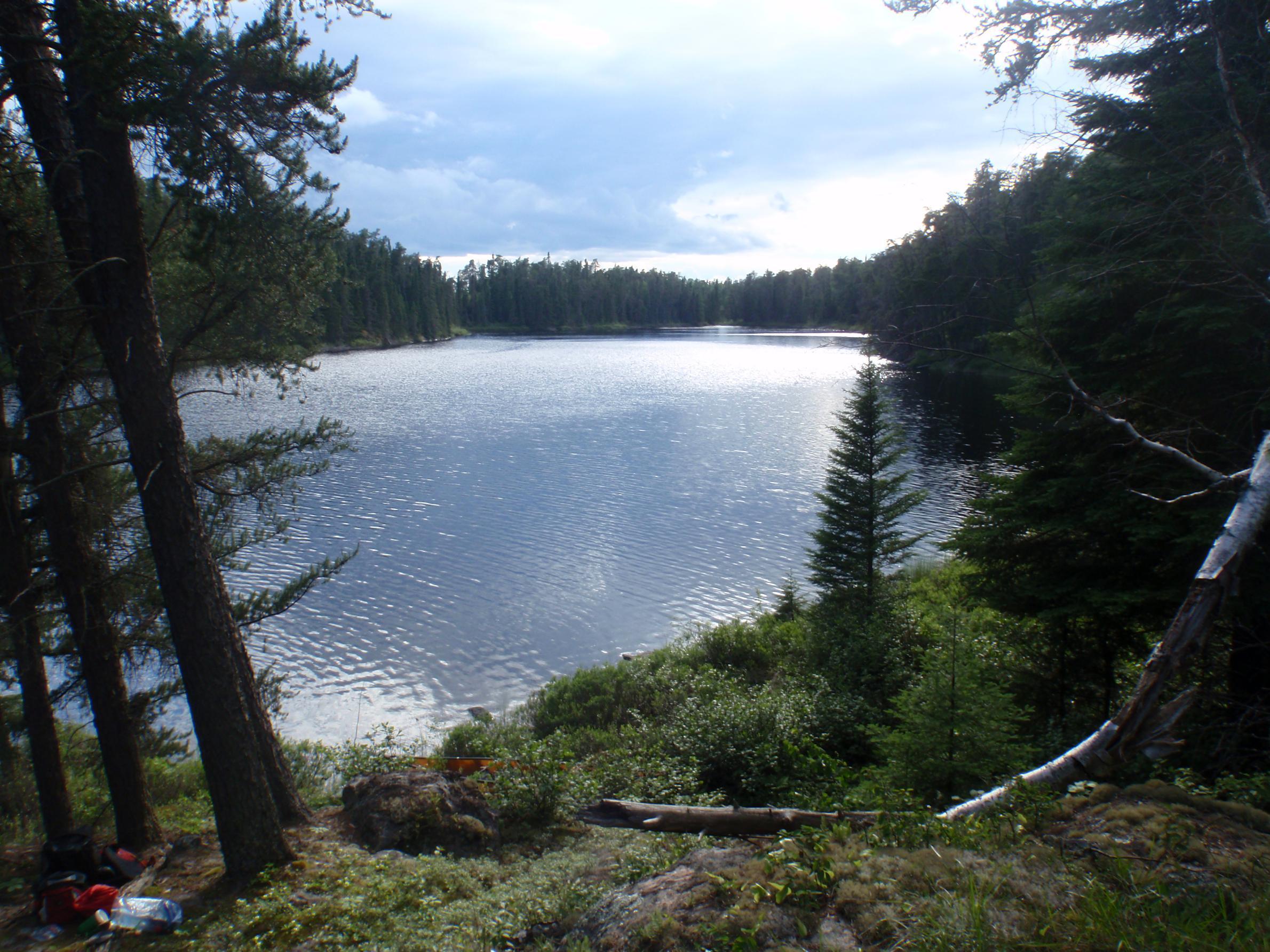 West Hjalmar Lake 2