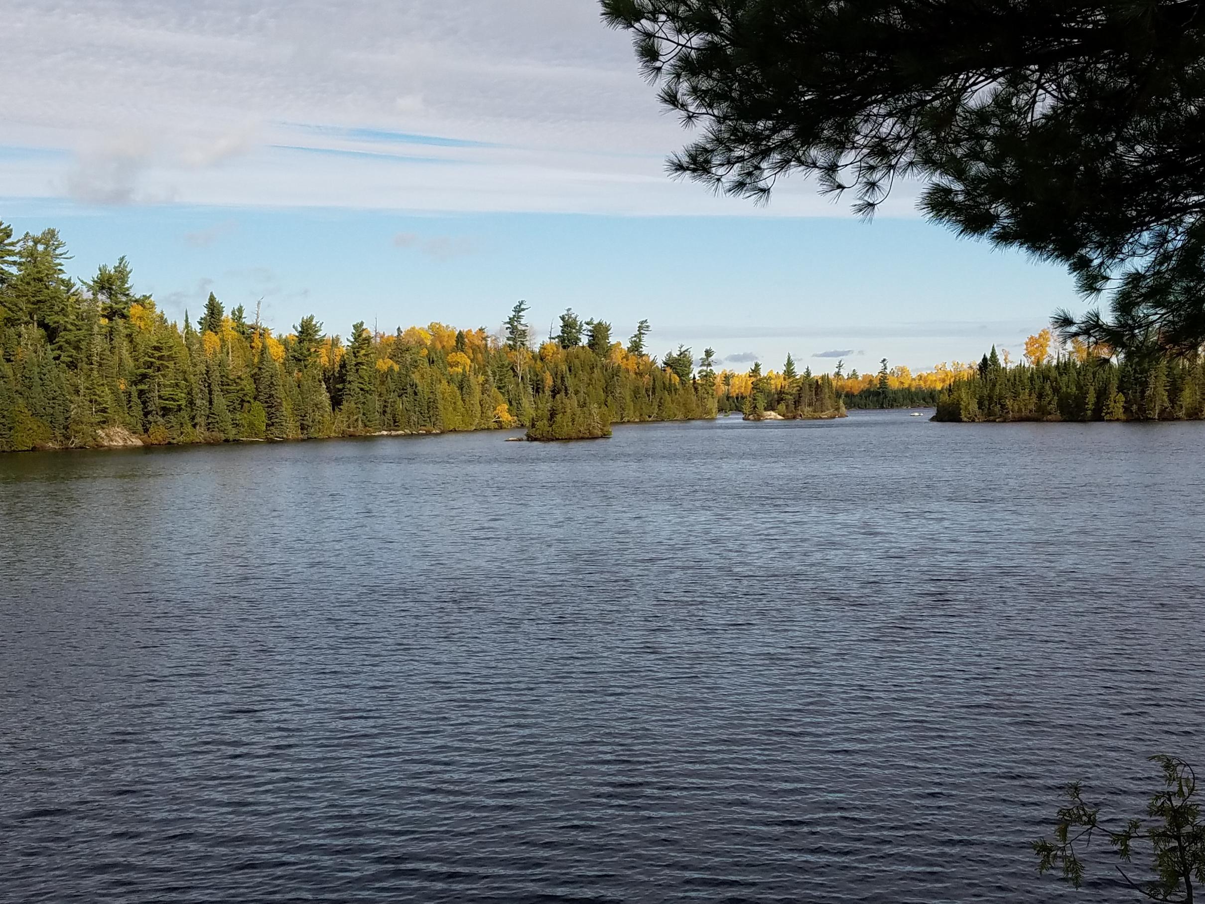 Vista Lake Morning