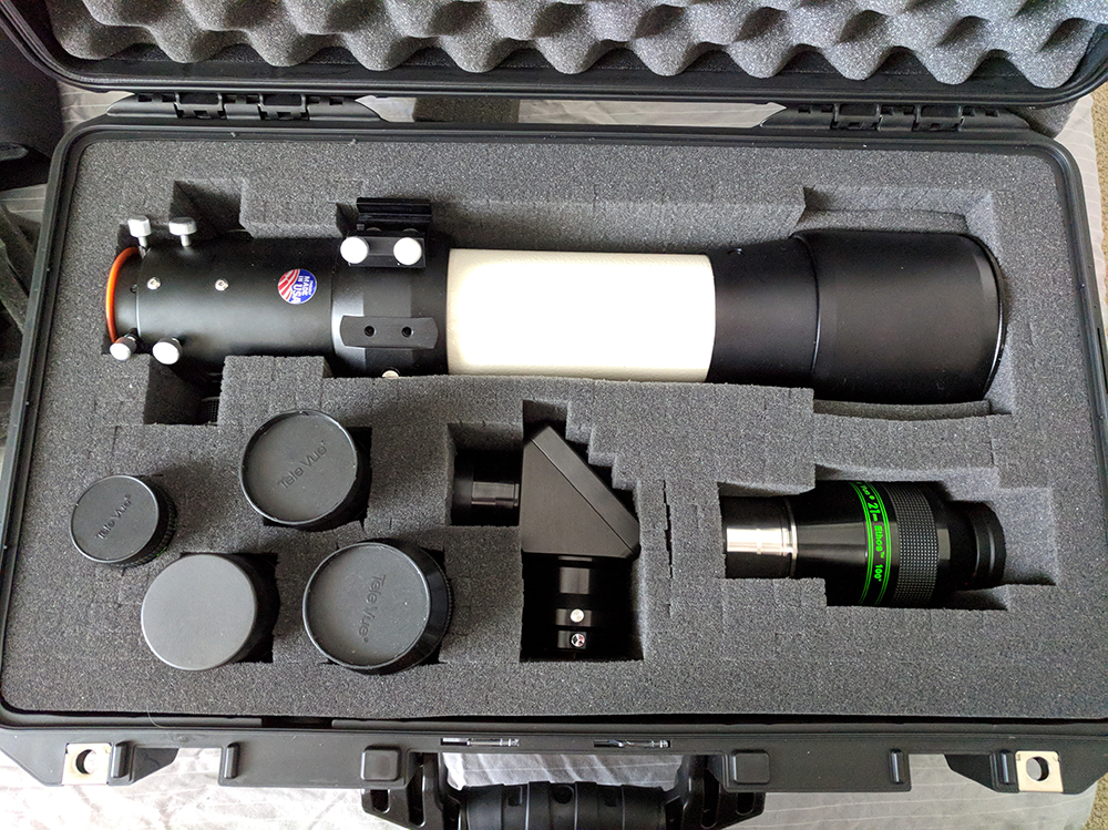 telescope case