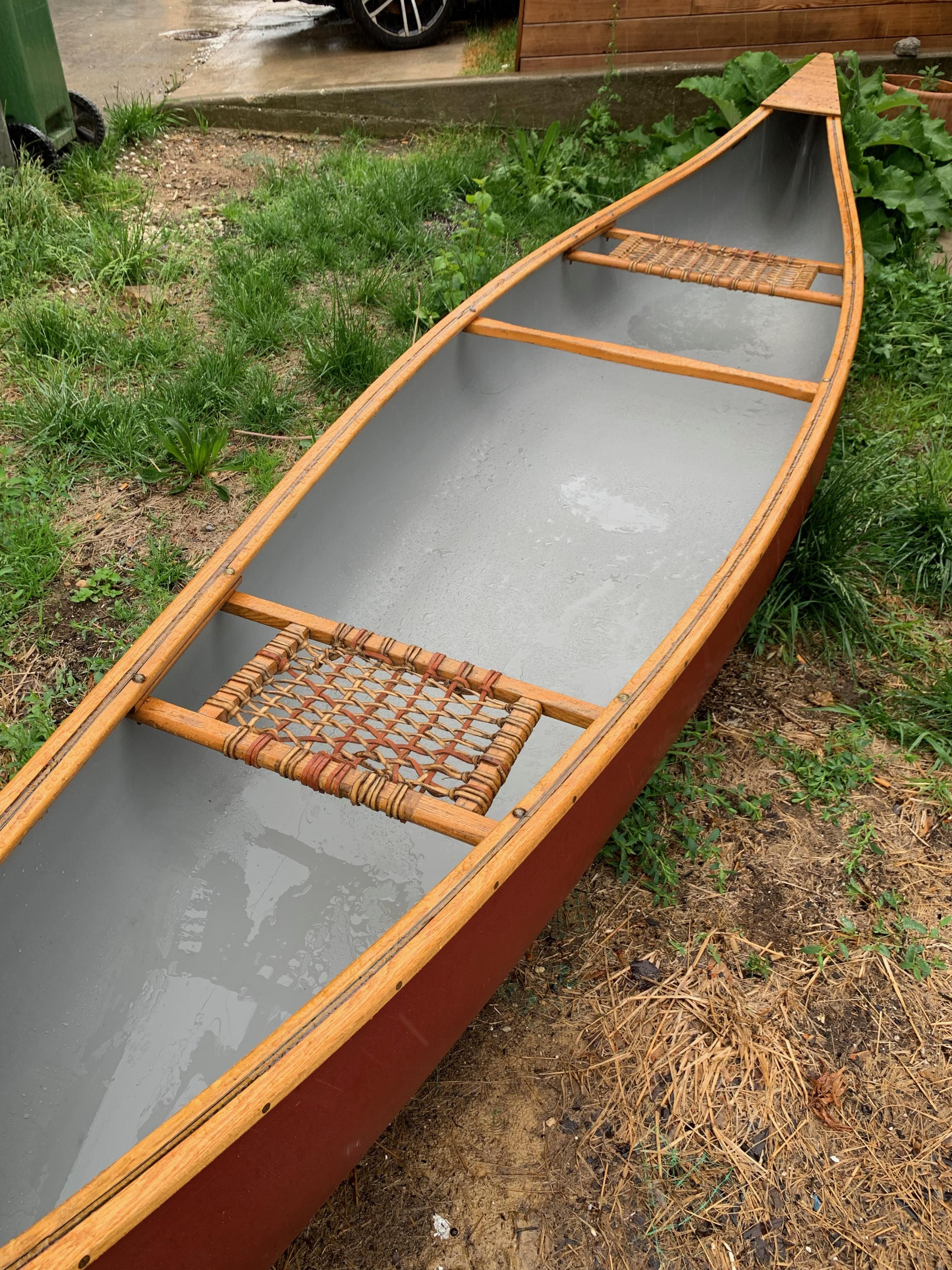 BWCA Beautiful 15 5' Royalex Front Royal Canoe for sale