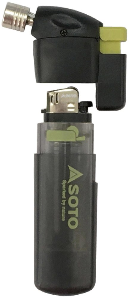 Soto Pocket Torch with Refillable Lighter