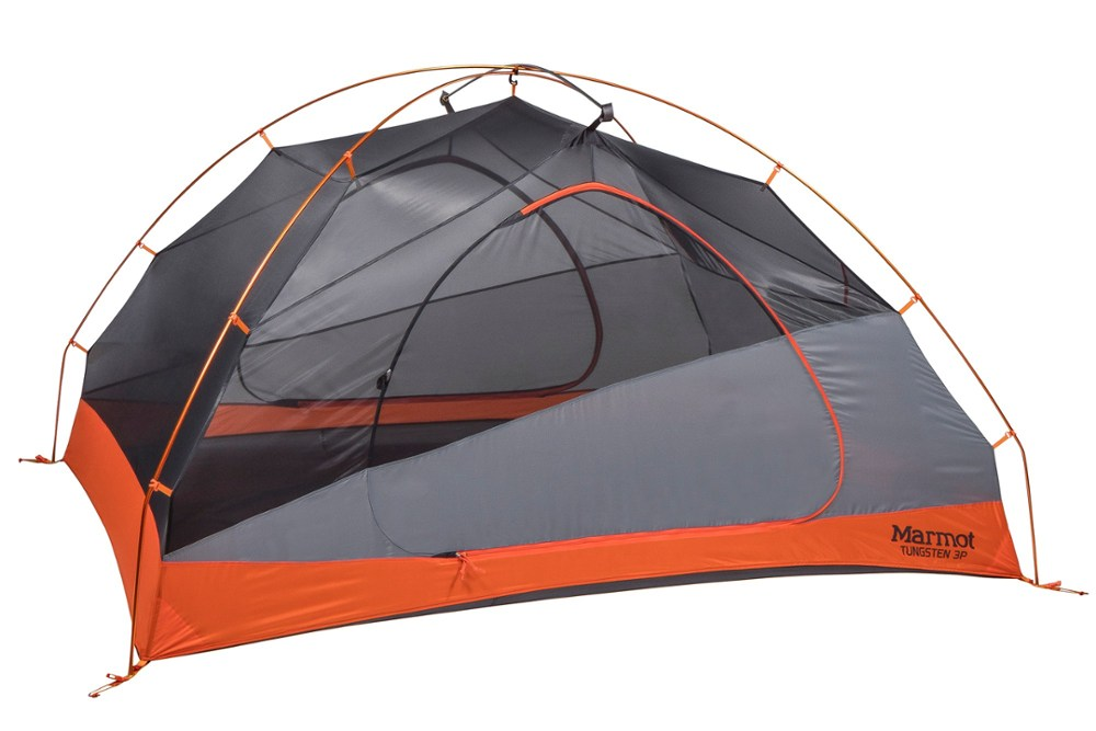 Marmot Tungsten 3P Tent with Footprint
