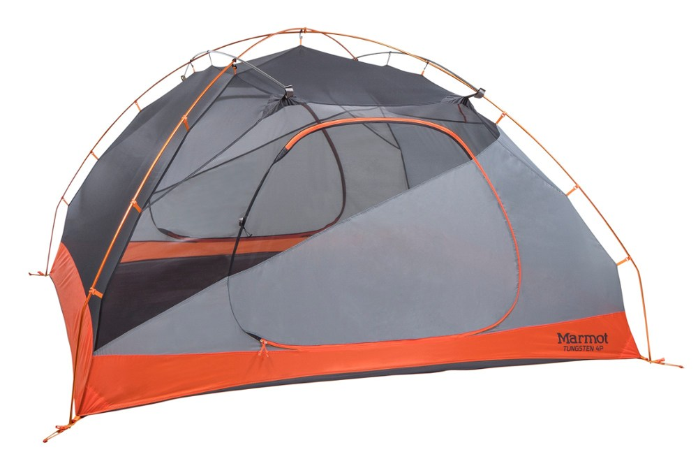 Marmot Tungsten 4P Tent with Footprint