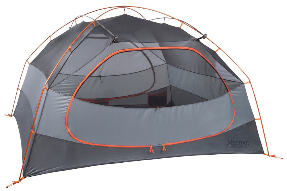 Marmot Limelight 4P Tent with Footprint