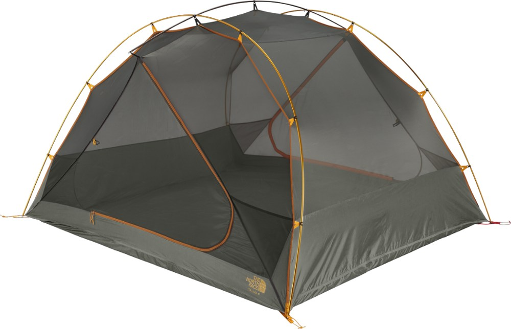 The North Face Talus 4 Tent with Footprint