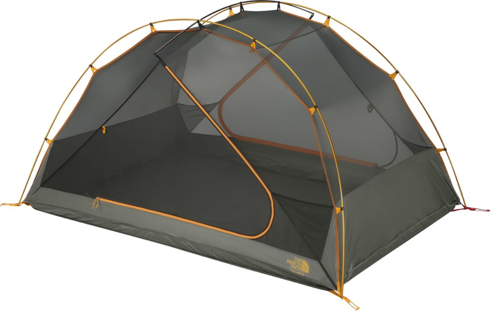 The North Face Talus 3 Tent with Footprint