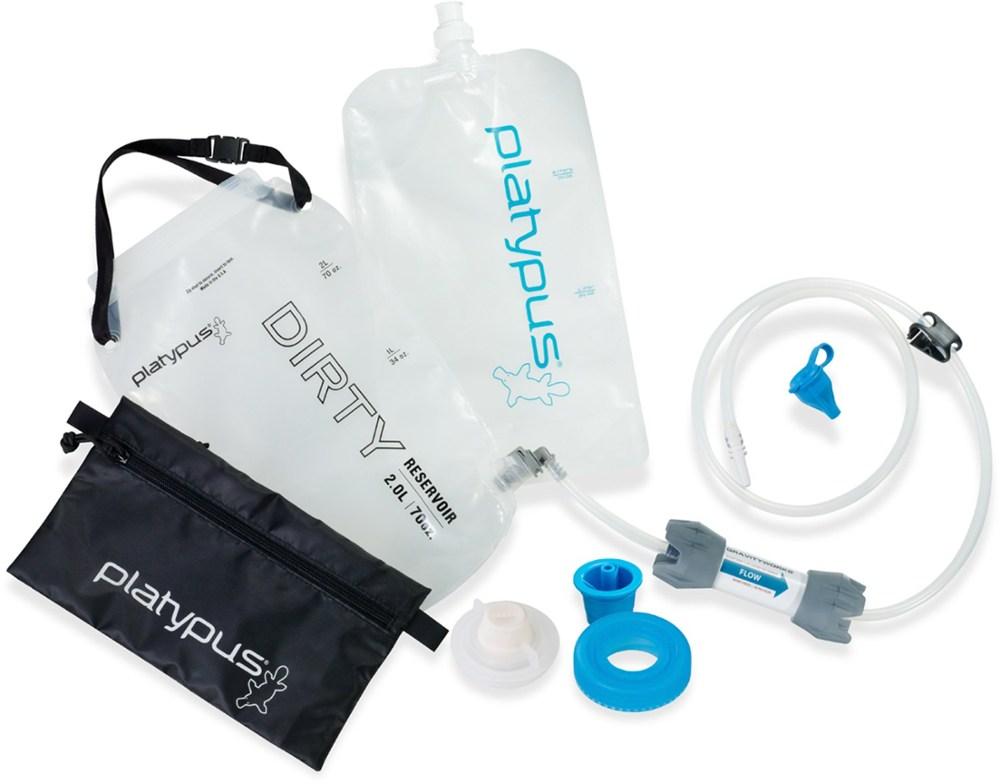 Platypus GravityWorks Water Filter System Kit - 2 Liter