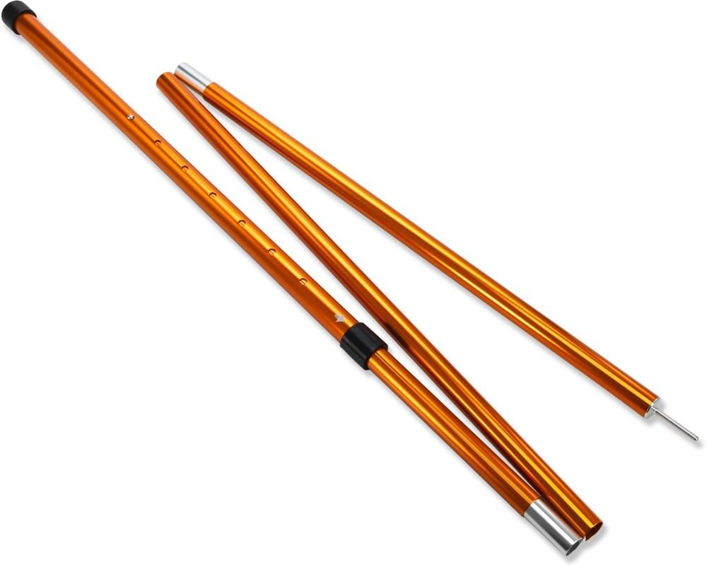 REI Co-op Adjustable Tarp Pole - Single