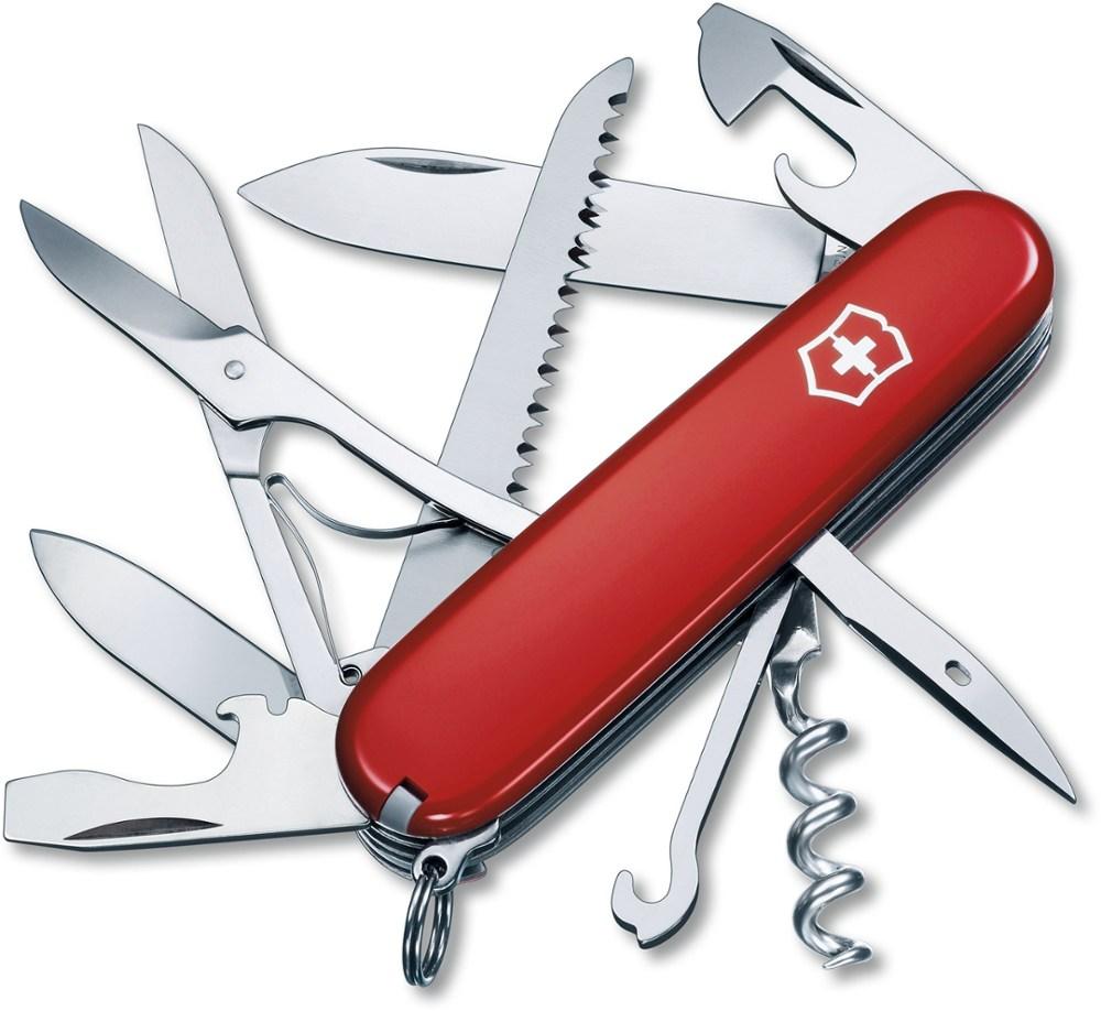 Swiss Army Huntsman Knife