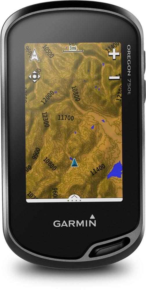 Garmin Oregon 750t GPS