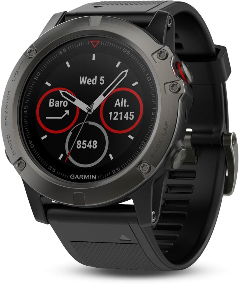 Garmin Fenix 5X Sapphire GPS Watch
