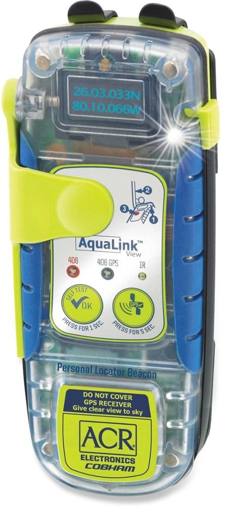 ACR Electronics AquaLink View Personal Locator Beacon