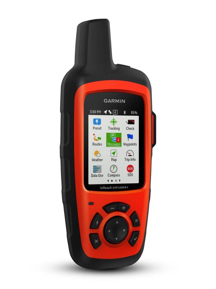 Garmin inReach Explorer+ 2-Way Satellite Communicator