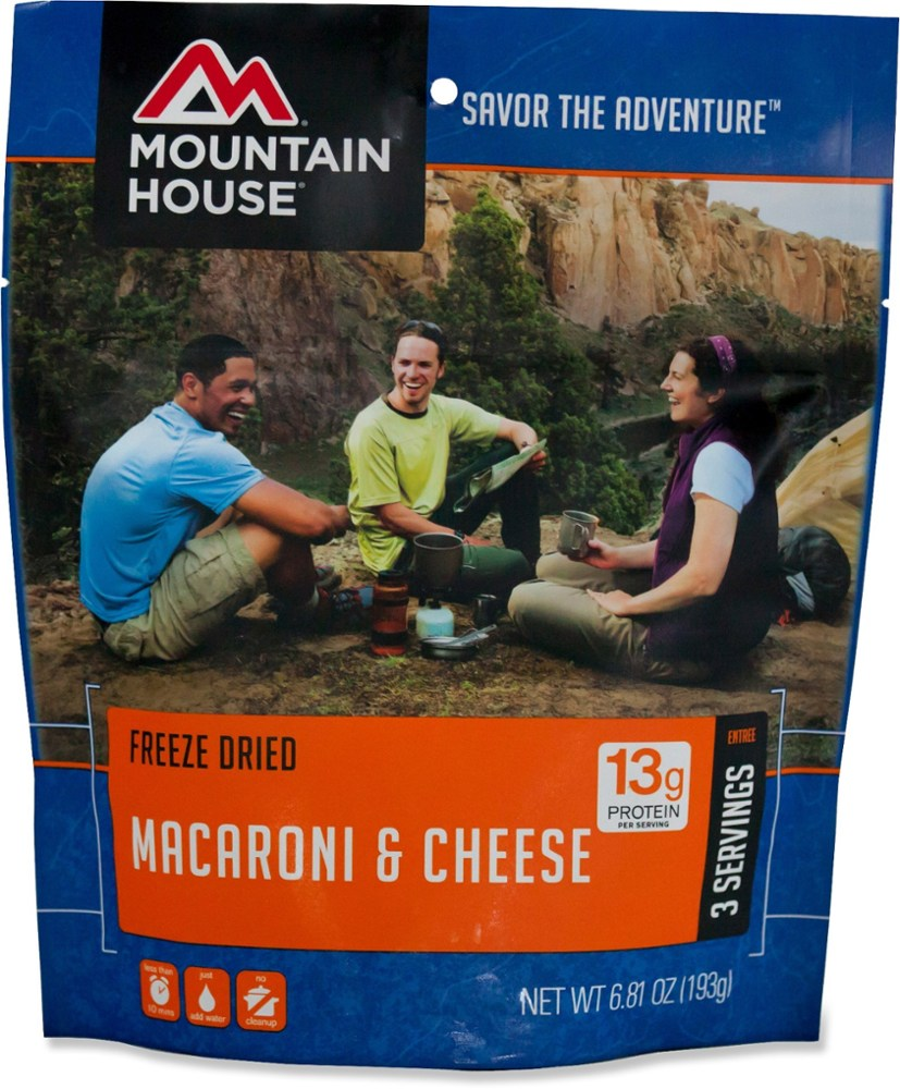 Mountain House Macaroni and Cheese - 3 Servings