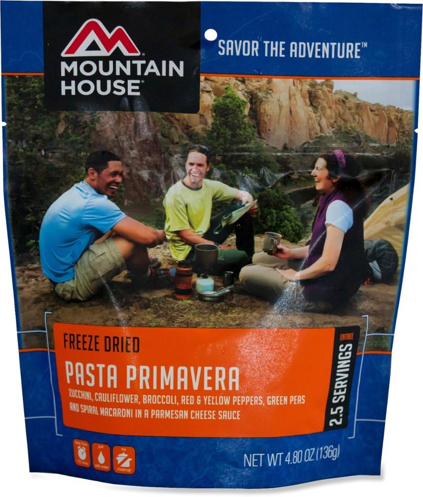Mountain House Vegetarian Pasta Primavera - 2.5 Servings