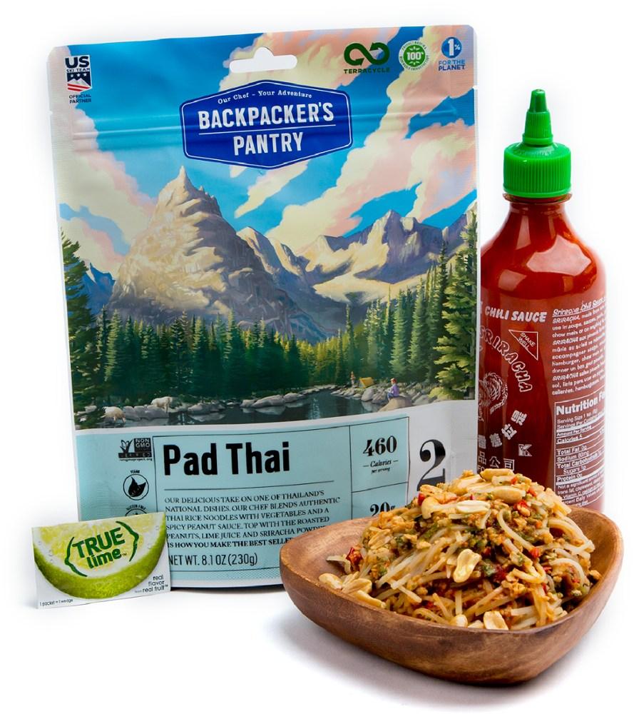 Backpacker's Pantry Pad Thai Veggie - 2 Servings