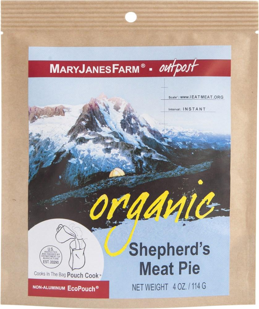 MaryJanesFarm Organic Shepherd's Meat Pie - Single Serving