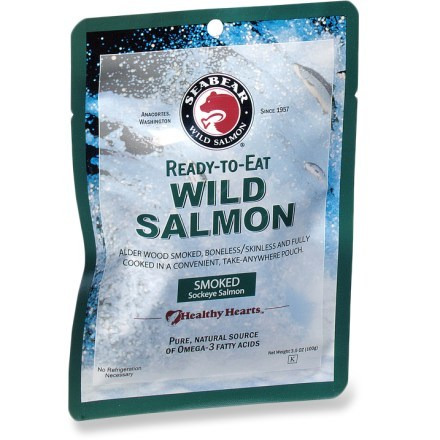 SeaBear Smoked Salmon - 3.5 oz.