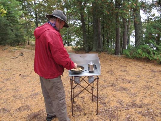 Voyageurs Stove - Base Camp Package with 28