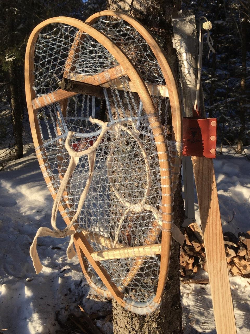 LotN Bearpaw snowshoes