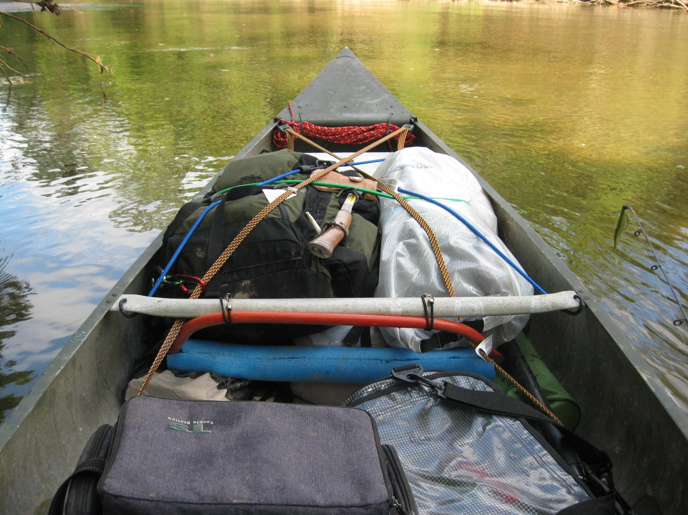 BWCA Lets argue canoes Boundary Waters Gear Forum