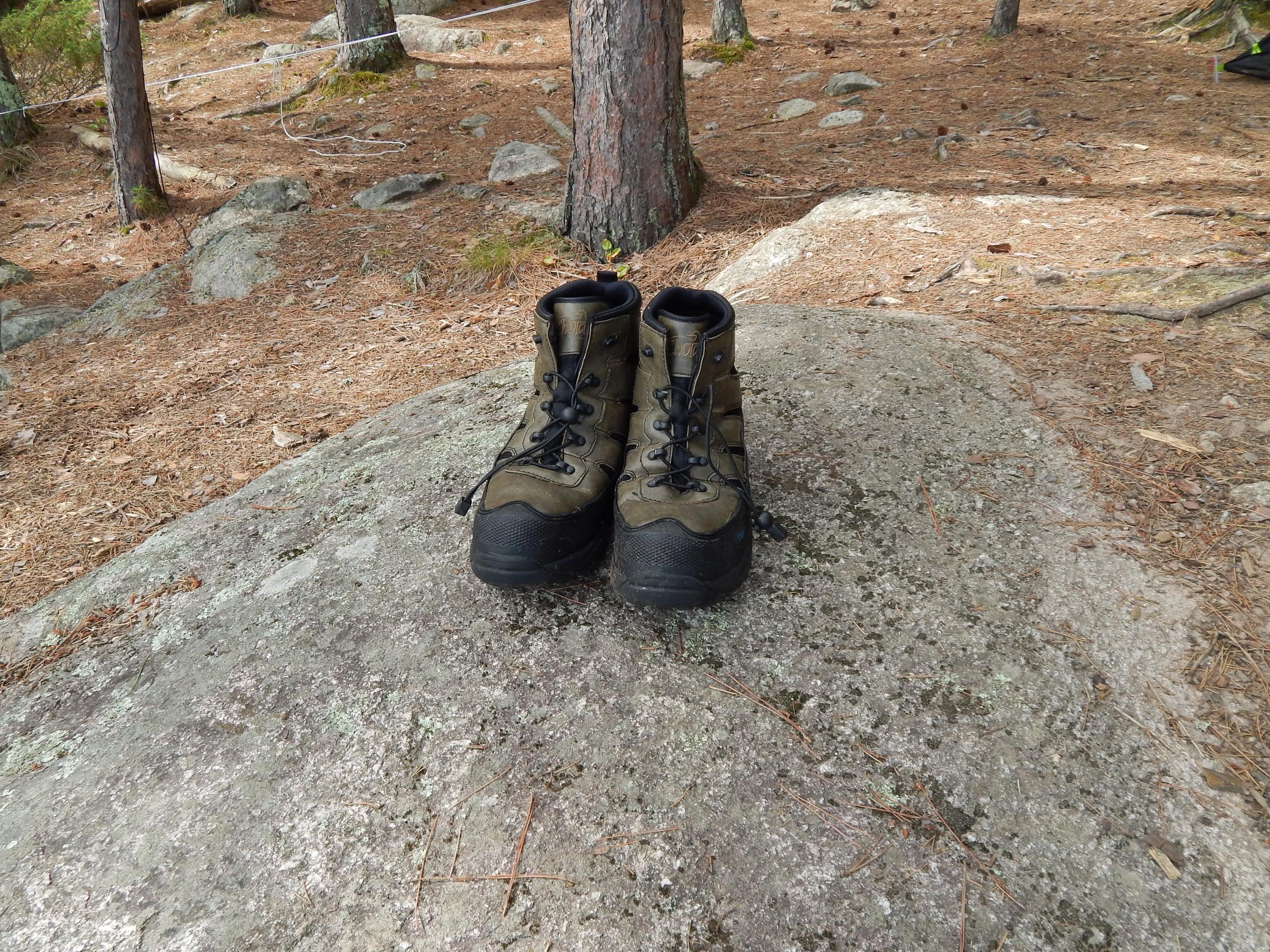 8815711d666 BWCA Boots or shoes  Boundary Waters Gear Forum
