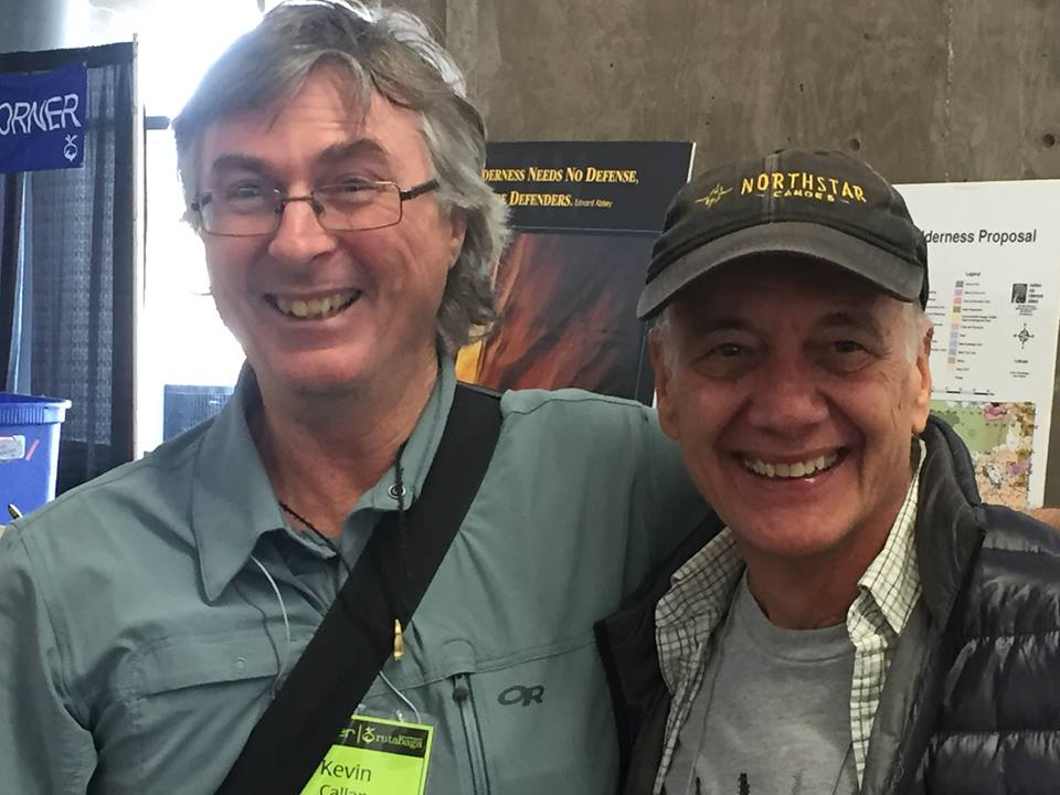 Kevin Callan & Jerry Vandiver-photo courtesy of Mike Wenholz