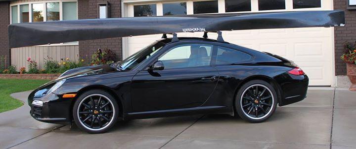 Wenonah on Porsche