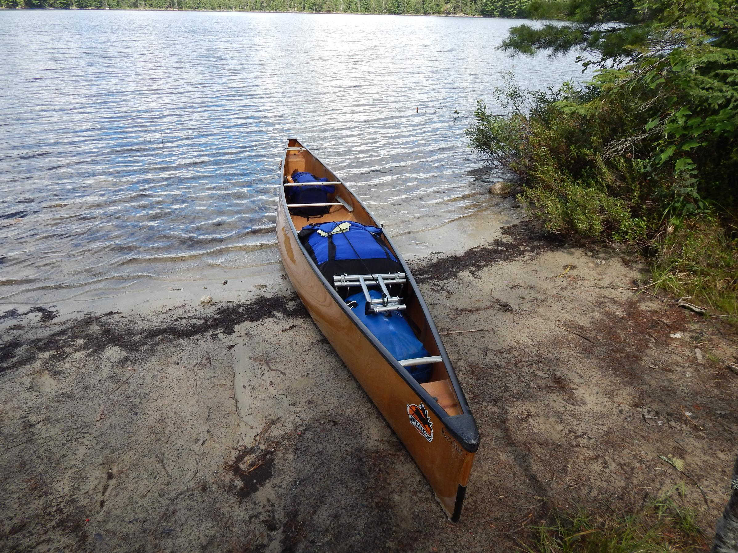 BWCA How will a Prism deal with a large load and big water