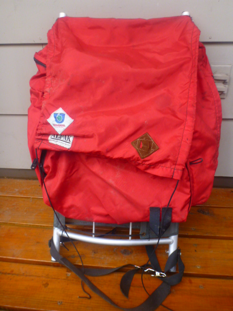 Kelty pack front