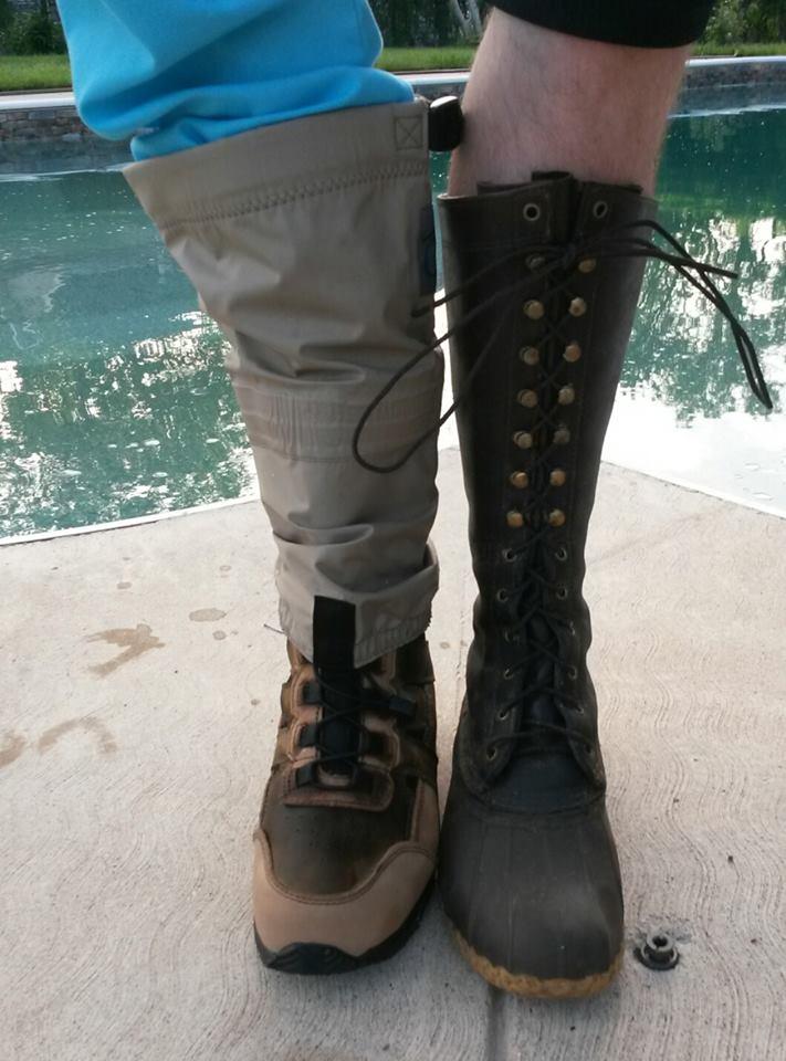chotas vs bean boots
