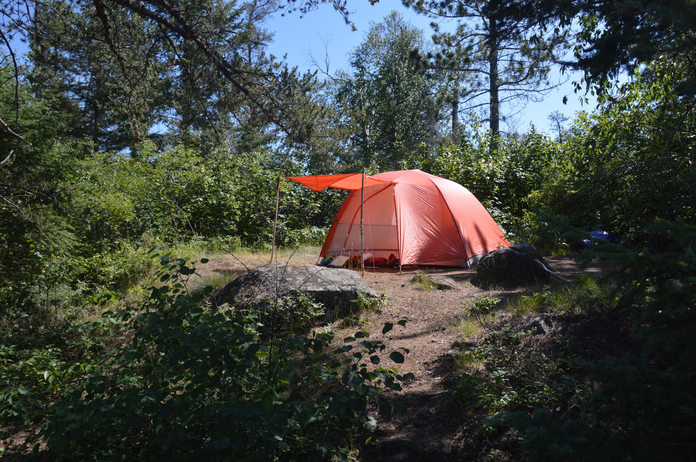 Site 1524 Tent Site