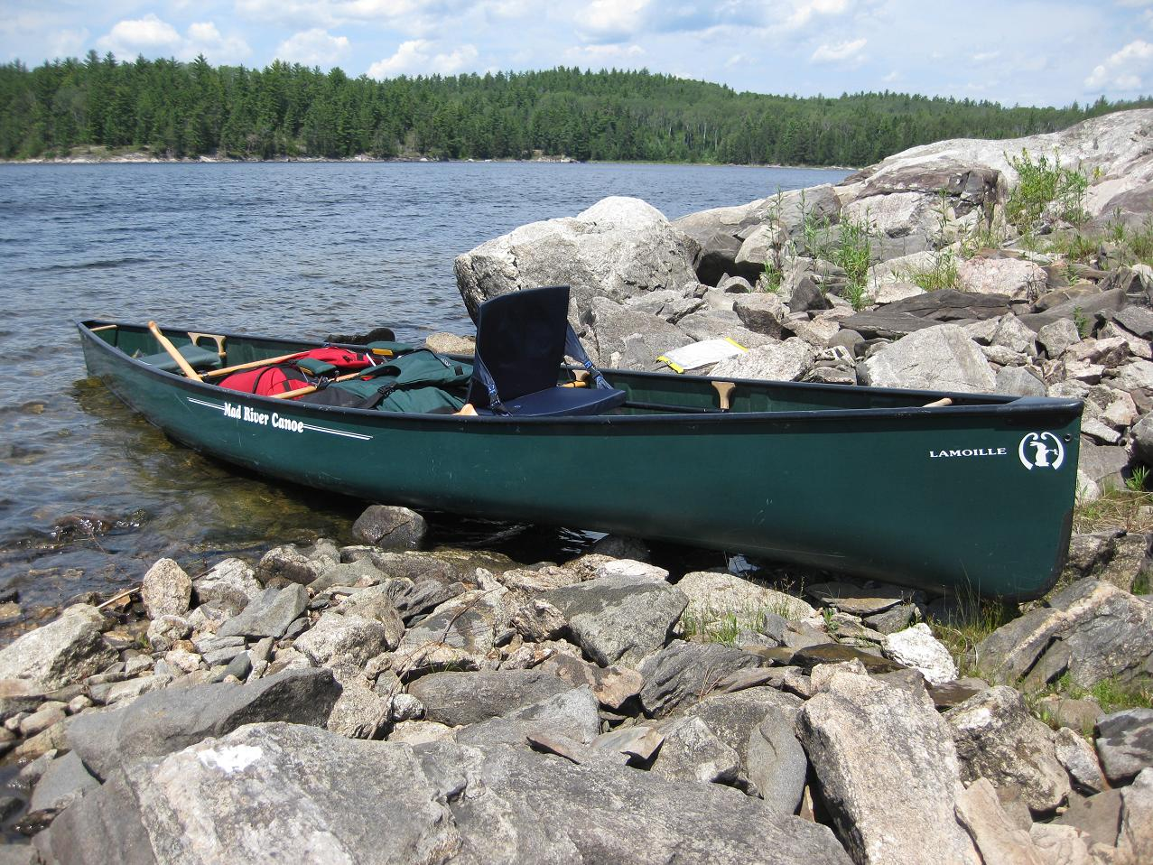 BWCA Mad River canoes Boundary Waters Gear Forum