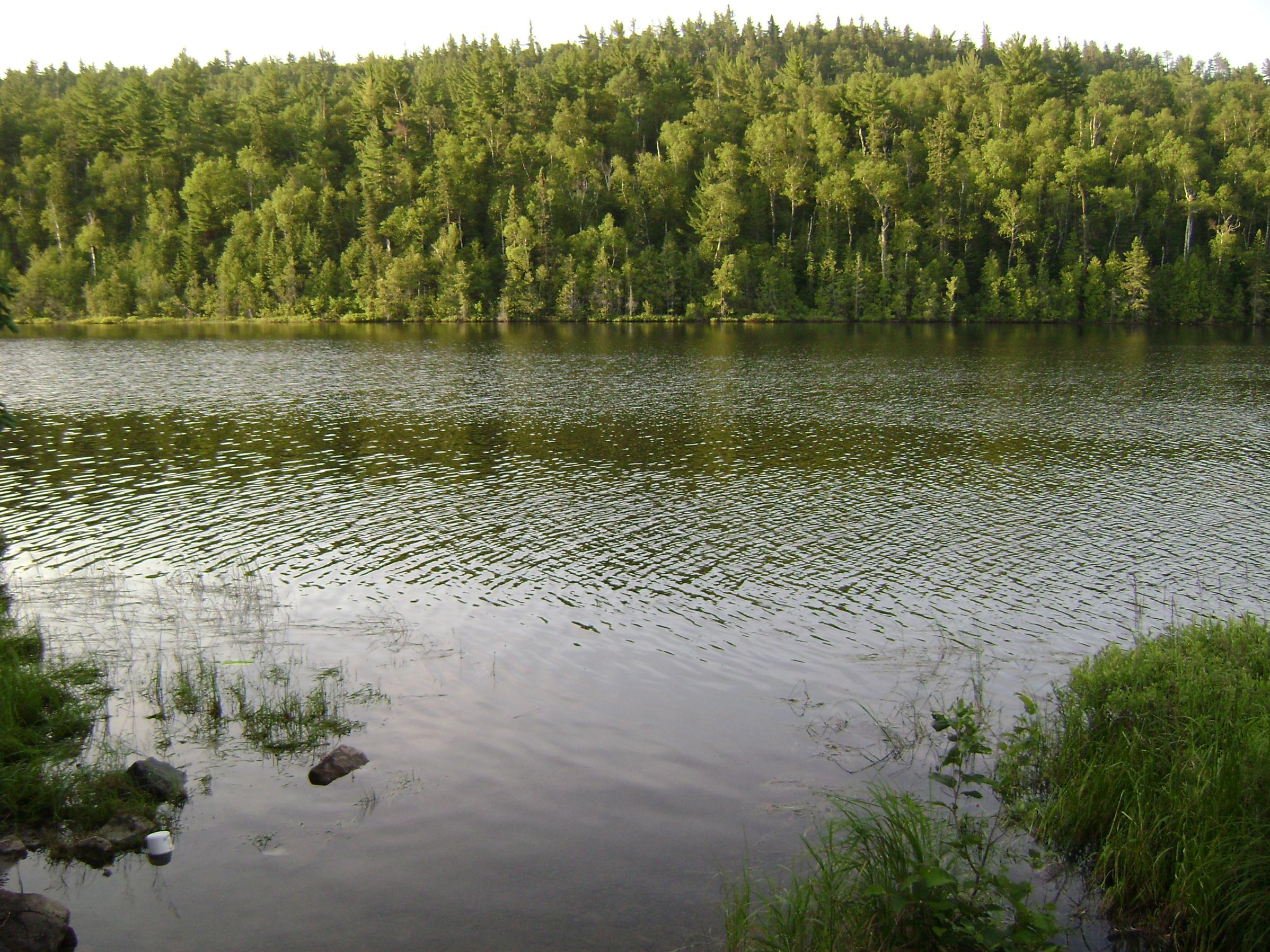 Island Site Canoe Landing
