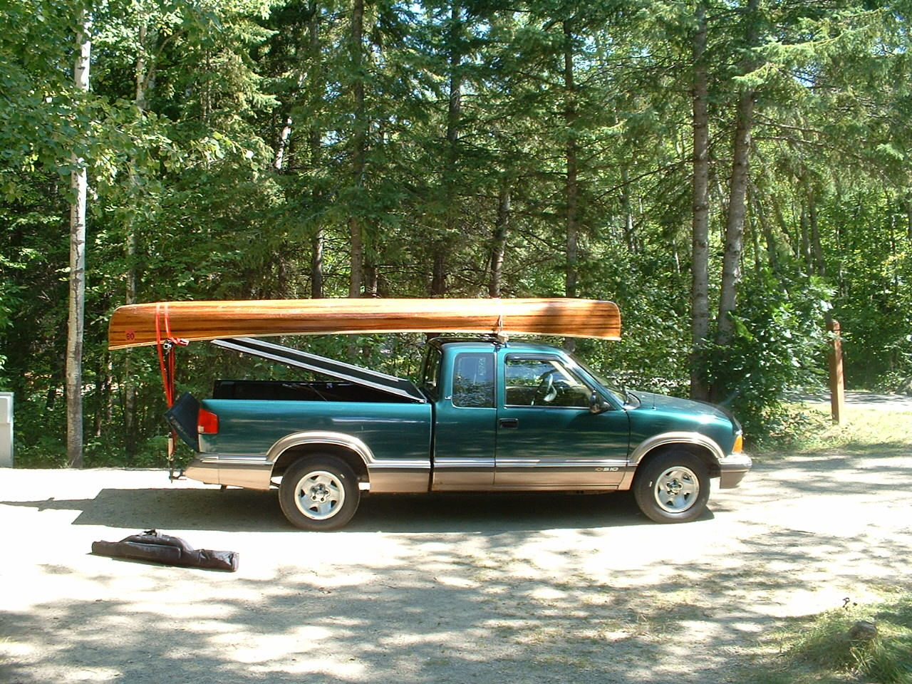 Homemade Canoe Racks Homemade Ftempo